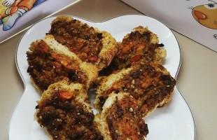 Kıymalı Ekmek ( 1 yaş ve üzeri )