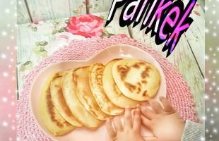 Pankek ( 1 yaş ve üzeri )