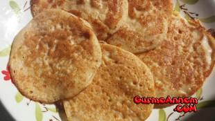 Peynirli krep ( 8 ay ve üzeri )