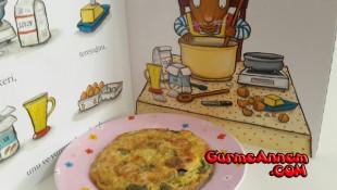 Semizotlu Omlet ( 1 yaş ve üzeri )