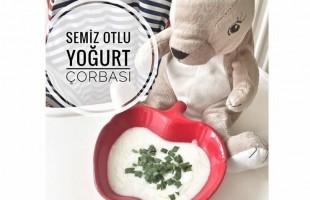 Semizotlu Yoğurt Çorbası (8 ay ve üzeri )