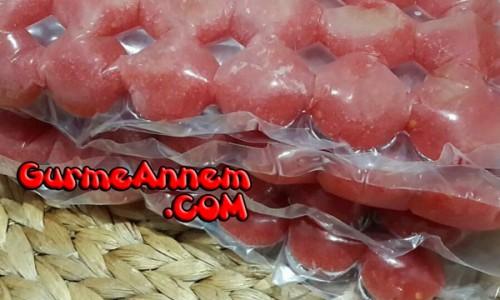 Derin dondurucuda domates nasıl saklanır ( 9 ay ve üzeri )