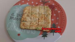 Kabaklı Havuçlu Omlet ( 1 yaş ve üzeri )