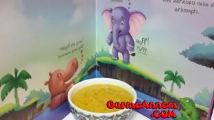 Kıymalı Sebze Çorbası ( 7 ay ve üzeri )