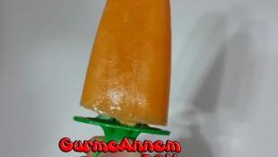 Şeftalili Dondurma ( 1 yaş ve üzeri )