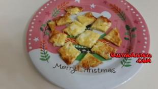 Peynirli Ruşeymli Omlet ( 8 ay ve üzeri )