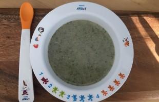 Enginar çorbası ( 8 ay ve üzeri )