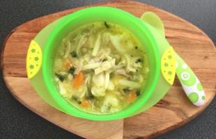 Kış çorbası (8 ay ve üzeri )