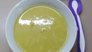 Sebzeli Mercimek Çorbası ( 1 yaş ve üzeri )