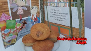 Havuçlu Cevizli Muffin ( 1 yaş ve üzeri )