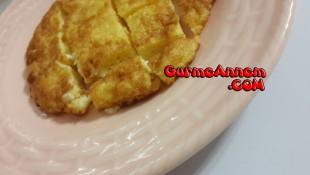 Yumurtalı Peynirli Ekmek ( 1 yaş ve üzeri )