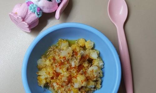 Kıymalı Patates Köftesi (1 yaş ve üzeri )