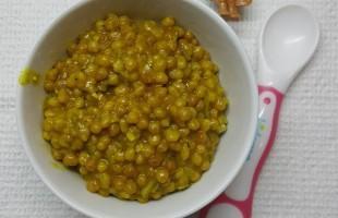 Bamyalı Kuskus Yemeği (1 yaş ve üzeri)
