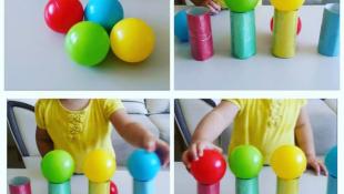 Renk eşleştirme (1 yaş ve üzeri )