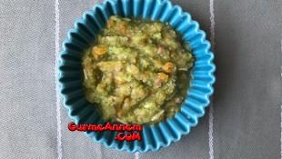 Kıymalı Brokolili Püre ( 8 ay ve üzeri )