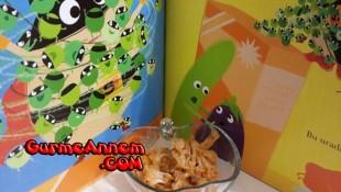 Kıymalı Karnabahar Yemeği  ( 1 yaş ve üzeri )