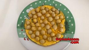 Köfteli Yumurta ( 1 yaş ve üzeri )