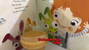 Sebzeli mercimek çorbası ( 8 ay ve üzeri )