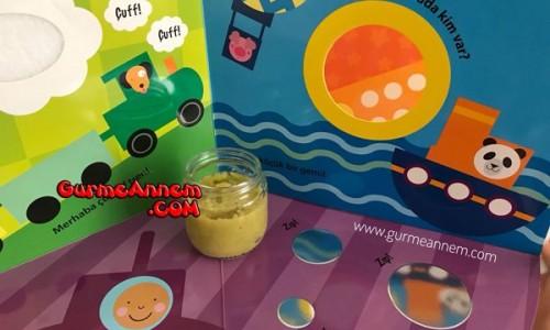 Bebeklere Sebze Çorbası ( 7 ay ve üzeri )