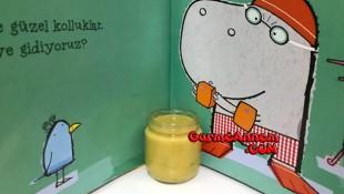 Bezelyeli Mercimek Çorbası ( 8 ay ve üzeri )