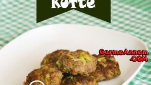 Brokolili Köfte ( 1 yaş ve üzeri )
