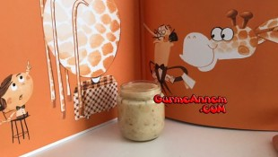 Sütlü Tarhana çorbası ( 1 yaş ve üzeri )