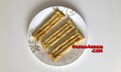Patates Tostu ( 8 ay ve üzeri )