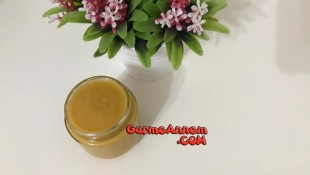 Miniklere Sebzeli Mercimek Çorbası ( 8 ay ve üzeri )