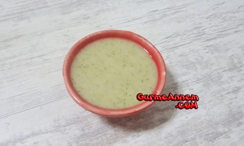 Brokolili Havuç Çorbası ( 8 ay ve üzeri )