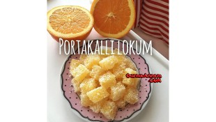 Portakallı Lokum (1 yaş+)