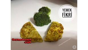 Brokolili Mucver ( 8 ay+ )