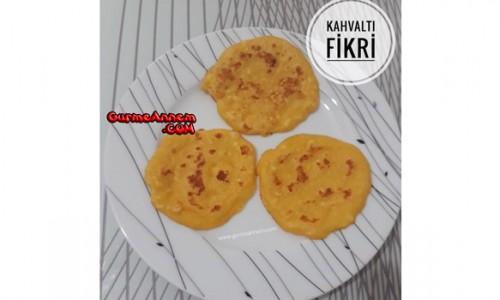 Lor Peynirli Pankek ( 8 ay+ )