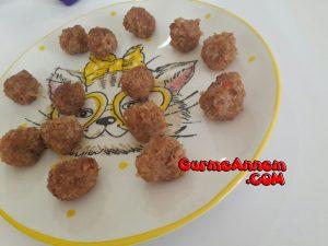 - tarhanali kofte 8ayveuzeri 300x225 - Miniklere Tarhanalı Köfte ( 8 ay ve üzeri )