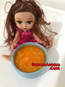 - pirincli balkabagi corbasi 6ayveuzeri 225x300 - Pirinçli Balkabağı Çorbası ( 6 ay ve üzeri )