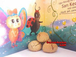 - tahinli cevizli kurabiye 2yasveuzeri 300x225 - Tahinli Cevizli Kurabiye ( 2 yaş ve üzeri )