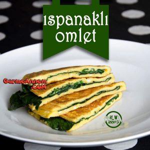 - ispanakli omlet 1yasveuzeri 300x300 - Ispanaklı Omlet ( 1 yaş ve üzeri )