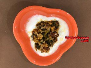 - yogurtlu ispanak yemegi 8ayveuzeri 300x225 - Yoğurtlu Ispanak Yemeği ( 8 ay ve üzeri )